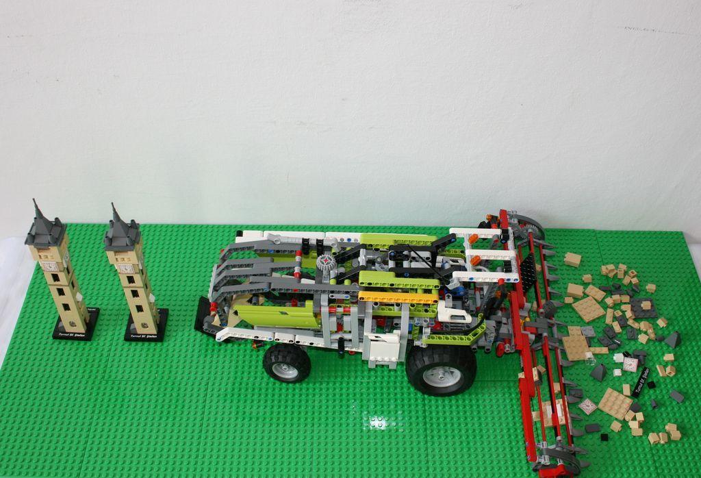 Creatia 7: Masina de MOCuit