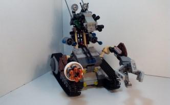 SAMOD: Self Aware Massive Ordnance Deployer