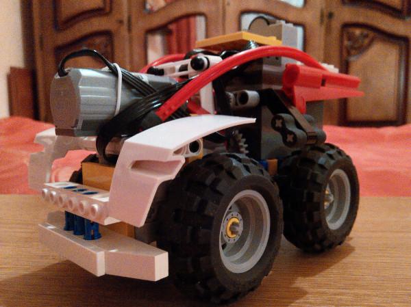Concurs Mini-cars: Lucrarea 5
