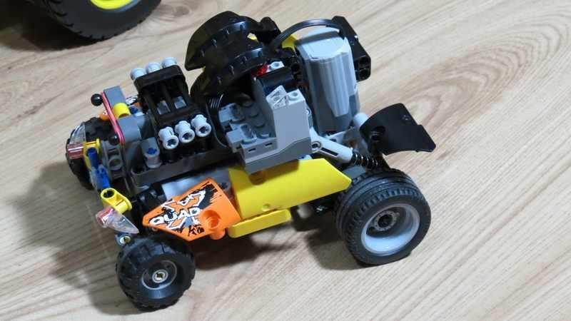 Concurs Mini-cars: Lucrarea 4