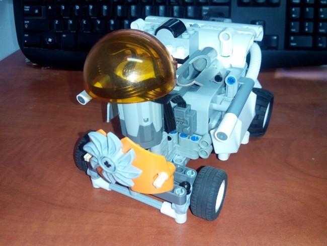 Concurs Mini-cars: Lucrarea 7