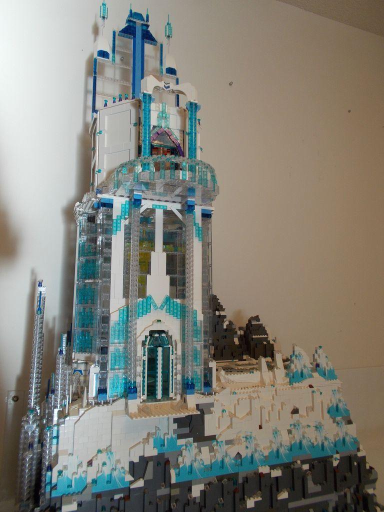 Castelul Elsei din Frozen