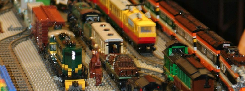 Concurs Railbricks Set Design