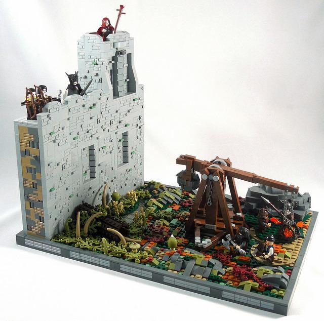 Siege of Ceòbanach Dùn