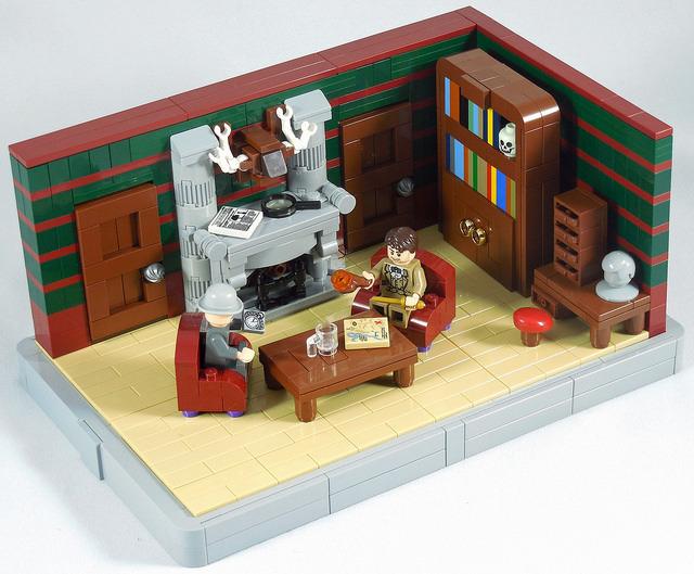 Elementary, My Dear Watson!