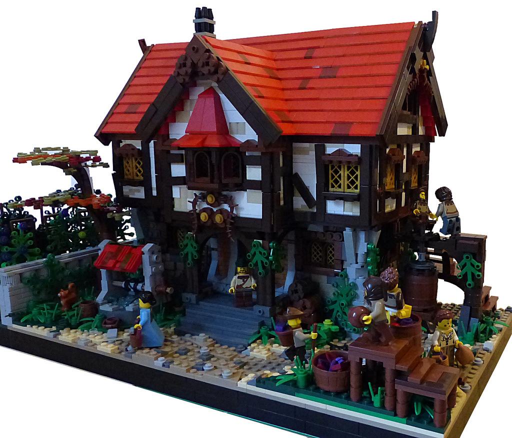 Casa medievala