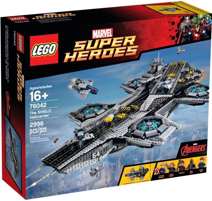 Concurs Lego Toys N Bricks – Lego Avengers