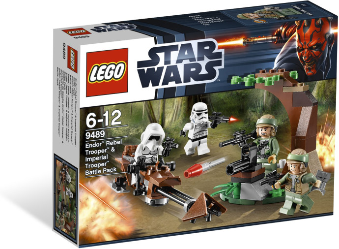 Concurs Lego Eurobricks – Star Wars Battle Pack