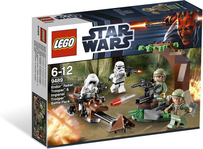 Concurs Lego Eurobricks – Star Wars Battle Pack