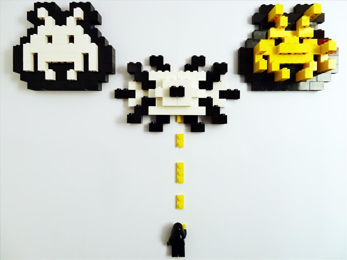 Concurs Revolutia Star Wars: Creatia 10 – Space InVADER's
