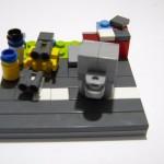 Concurs Revolutia Star Wars: Creatia 12 – AT-AT visiting the WALL-E's