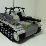 "Leibstandarte SS ""Adolf Hitler"" – Bfw StuG III ausf. A"