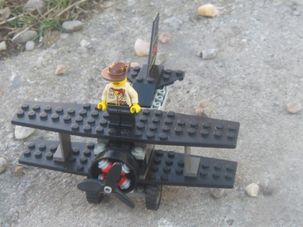 Avionul aventurilor