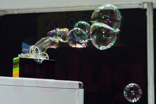 Masina de facut baloane