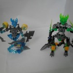 Creaturi mitologice (in universul Bionicle)