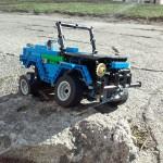 Blue Jeep 49.5
