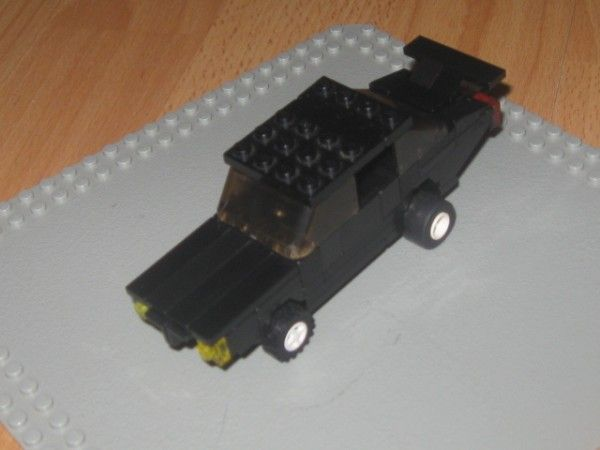 Lego Dodge Charger / Gran Torino