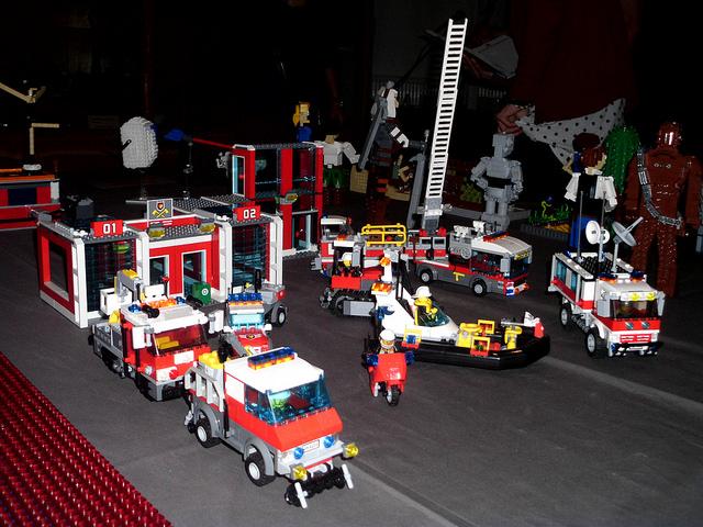 LEGO CITY Fire Dept.
