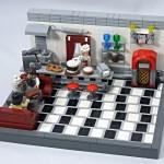 The Illusive Hobbit Diner