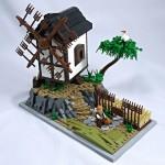 Blutbaden Mill