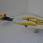 Cargo Podracer