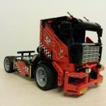 Lego technic 8041/42041 Race Truck – MOD