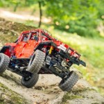 Concurs Trial Truck Vara 2015: Creatia 5 – Red Ruby