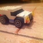 Micro-Racer Van