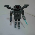 Xenoblade Chronicle X Inspired Microscale Mech