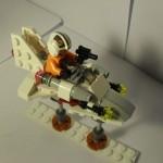 X wing pilot's speeder (custom build)