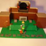The Legend of Zelda: Kakariko Graveyard