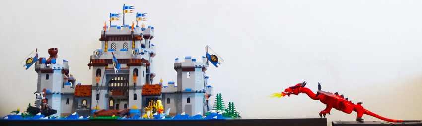 My Castle MOD / MOC universe