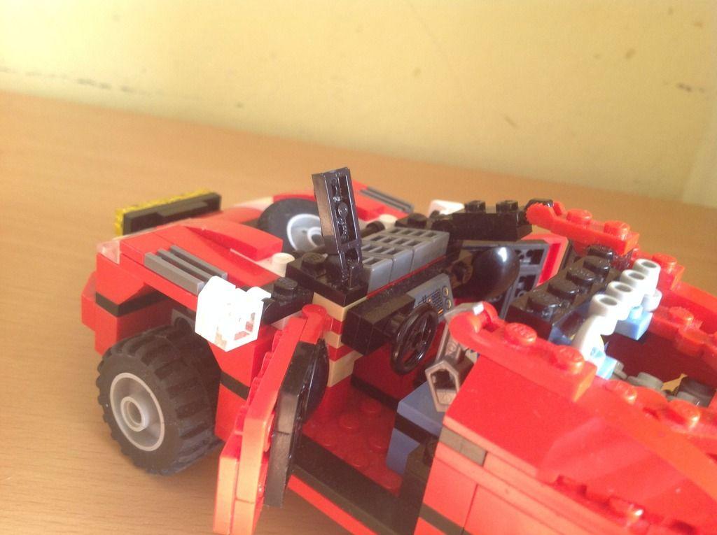 5867 Rally Mod