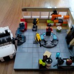 Lego Tony Stark Lab