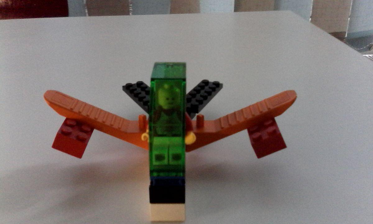 Concurs Imbinarea separatorului de caramizi – creatia 5: Naveta de explorare
