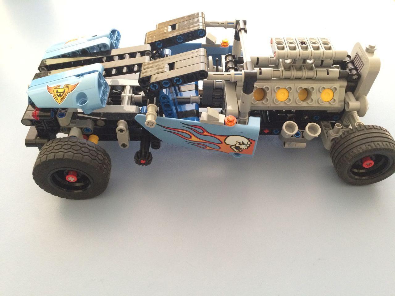 Lego 42022 Hot Rod [MOD]