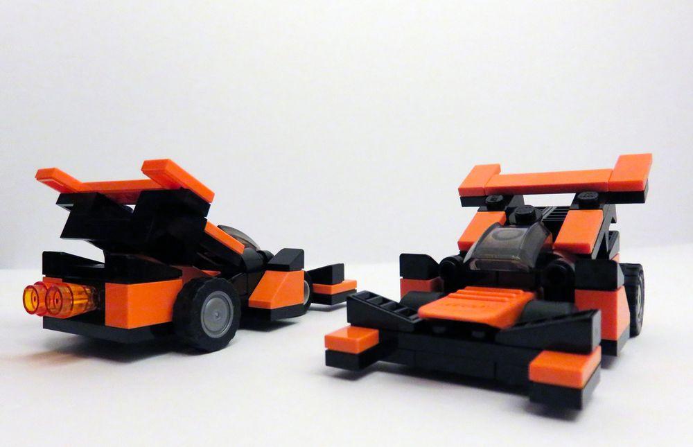 Concurs Imbinarea separatorului de caramizi – creatia 11: TWin Racers