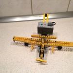 Concurs Crazy Contraptions – creatia 5: Avionul de vanatoare