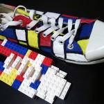 Mondrian sneakers