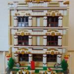 LEGO® MOC by Chyck: Palace Hall