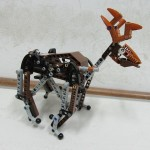 LEGO® MOC by Braker23: Technic Reindeer (manual)
