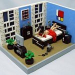 LEGO® MOC by Vitreolum: Room With A View