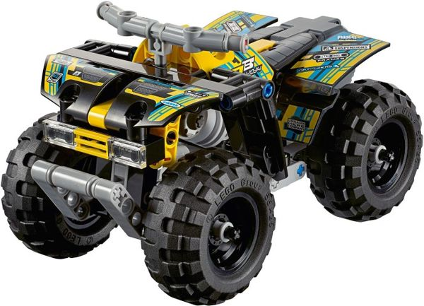 Review set LEGO 42034 – Quad Bike