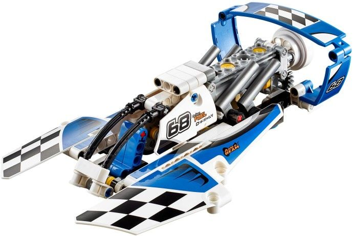 Review set LEGO 42045 – Hydroplane Racer