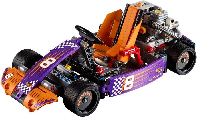 Review set LEGO 42048 – Race Kart