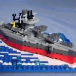 Concurs Movie Scenes: Creatia 3 – Battleship: USS Missouri vs Regent Mothership