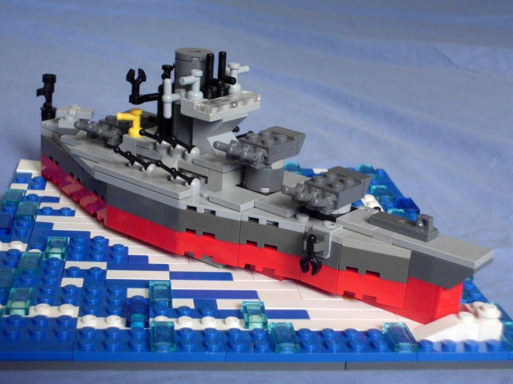 Concurs Movie Scenes: Creatia 3 – Battleship: USS Missouri vs Regent Mothership