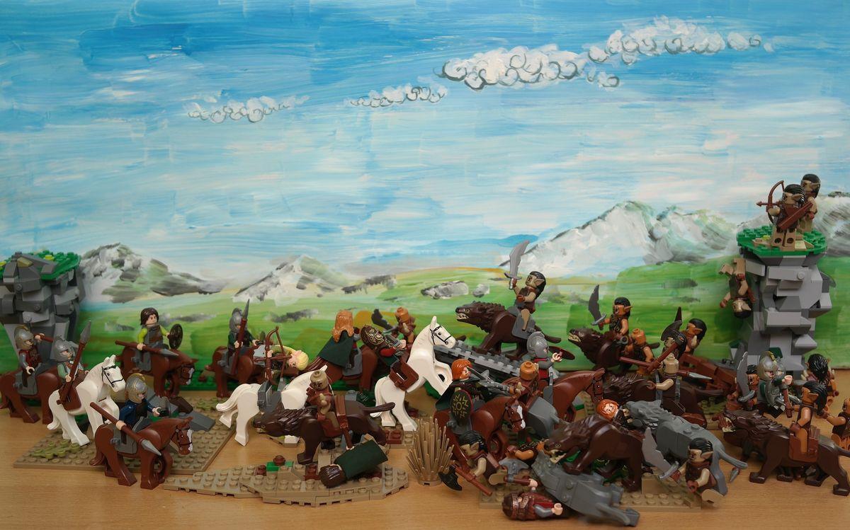 Concurs Movie Scenes: Creatia 7 – LOTR Warg Ambush