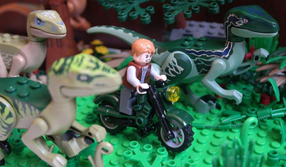 Concurs Movie Scenes: Creatia 15 – Raptor Chase
