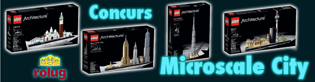 Microscale City competition – rules